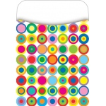 Pick-A-Pocket Library Pockets Disco Dots