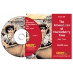 Edcon Adventures of Huckleberry Finn Audio CD