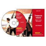 Edcon Bring the Classics to Life-Treasure Island Audio CD