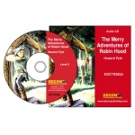 Edcon the Merry Adventures of Robin Hood Audio CD