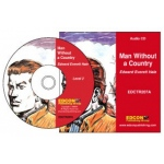 Edcon Man Without A Country Audio CD