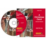 Edcon's A Christmas Carol Audio CD: Level 1