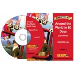 Edcon's Around the World in 80 Days Audio CD