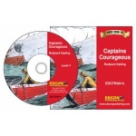 Edcon's Captains Courageous Audio CD
