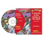 Edcon's A Journey to the Center of the Earth Audio CD