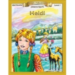 Edcon's Heidi Book: Reading Level Grade 1 by Johanna Spyri