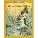 Edcon's Uncle Tom's Cabin Book: Reading Level Grade 1 by Harriet Beecher Stowe