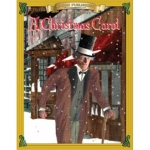 Edcon's A Christmas Carol Book: Reading Level 1 By Charles Dickens
