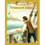 Edcon's Treasure Island Book: Reading Level Grade 2 by Robert Louis Stevenson