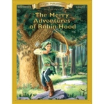 Edcon's the Merry Adventures of Robin Hood Book: Reading Level Grade 2 by Howard Pyle