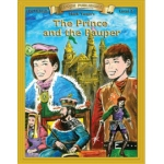 Edcon's the Prince and the Pauper Book: Reading Level Grade 2 by Mark Twain