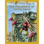 Edcon's the Hunchback of Notre Dame Book: Reading Level Grade 2 by Victor Hugo