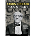 Aaron Copland: Music in the 20's DVD