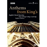 Anthems from King's - English Choral Favorites DVD