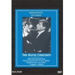 Bernstein In Paris: The Ravel Concerts DVD