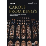 Carols from Kings DVD