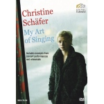 Christine Sch�fer: My Art of Singing DVD