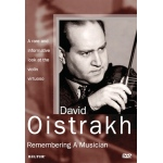David Oistrakh: Remembering A Musician DVD