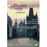 Dvorak In Prague: A Celebration DVD