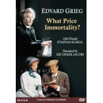 Edvard Grieg: What Price Immortality? DVD