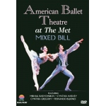 American Ballet Theatre At The Met: Mixed Bill DVD