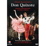 Don Quixote (ABT) DVD
