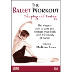 The Ballet Workout DVD