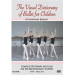 The Visual Dictionary Of Ballet For Children DVD