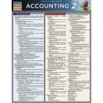 BarCharts Accounting 2 Quick Study Guide