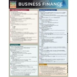 BarCharts Business Finance Quick Study Guide