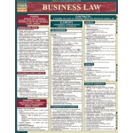 BarCharts Business Law Quick Study Guide
