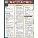 BarCharts Business Letters Quick Study Guide