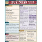 BarCharts Business Math Formulas Quick Study Guide