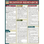 BarCharts Business Research Quick Study Guide