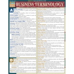 BarCharts Business Terminology Quick Study Guide