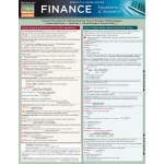 BarCharts Finance Equations & Answers Quick Study Guide