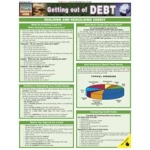 BarCharts Getting Out Of Debt Quick Study Guide