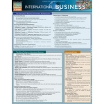 BarCharts International Business Quick Study Guide