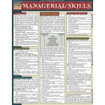 BarCharts Managerial Skills Quick Study Guide