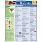 BarCharts Bartender'S Guide To Cocktails Quick Study Guide