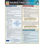 BarCharts Marketing Principles Quick Study Guide
