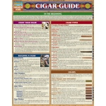 BarCharts Cigar Guide Quick Study Guide