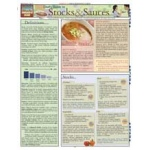 BarCharts Chef'S Guide To Stocks &Sauces Quick Study Guide