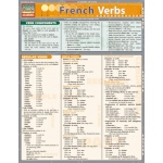 BarCharts French Verbs Quick Study Guide