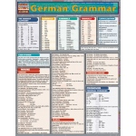 BarCharts German Grammar Quick Study Guide