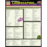 BarCharts Spanish For Landscaping Quick Study Guide