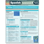 BarCharts Spanish Fundamentals 4 Quick Study Guide