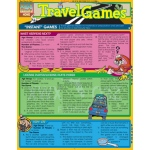 BarCharts Travel Games Quick Study Guide