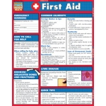 BarCharts First Aid Quick Study Guide