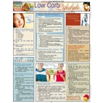 BarCharts Low Carb Lifestyle Quick Study Guide
